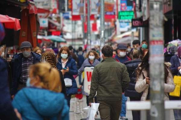 Samsun nüfusunun yüzde 12,3ü yaşlı