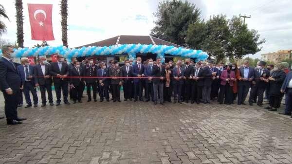 Şanlıurfada Şehit Gazi Evi açılışı yapıldı