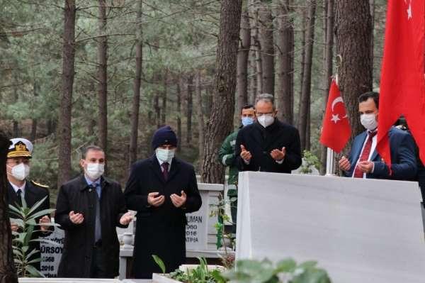 Sultanbeylide 18 Mart Çanakkale Zaferinde şehitler dualarla anıldı