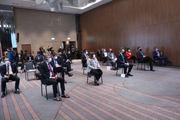 TARSİM, Kuzey Makedonyadaki Tarım Sigortaları Çalıştayına katıldı