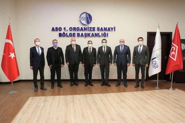 TSE ile ASO 1. OSB iş birliğine gidiyor