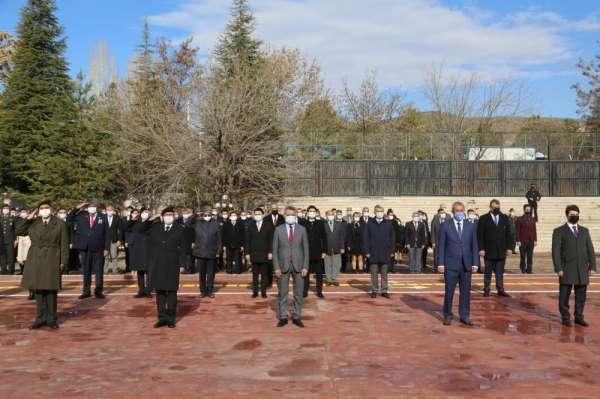 Tuncelide Çanakkale Zaferinin 106. Yıldönümü ve Şehitleri Anma Günü