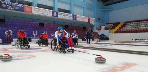 Türkiye ve Rusya milli takımları Erzurumda ortak kamp yapıyor