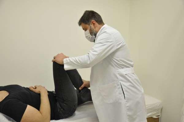 Türkiyenin az sayıdaki spor hekimlerinden biri de Eskişehirde