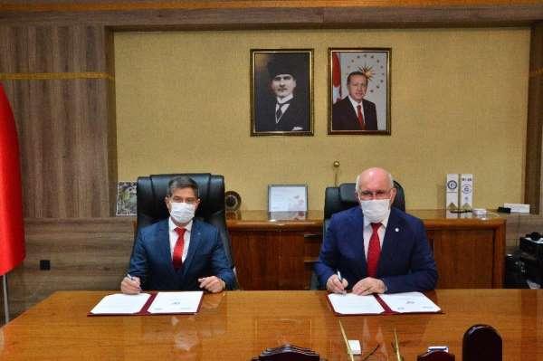 Uşak Üniversitesi ve AFAD arasında Afet Farkındalık Eğitimi protokolü İmzalandı