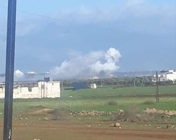 YPG/PKKdan El Baba topçu saldırısı: 3 yaralı