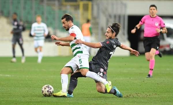 Bursaspor deplasmanda Samsunsporla karşılaşacak