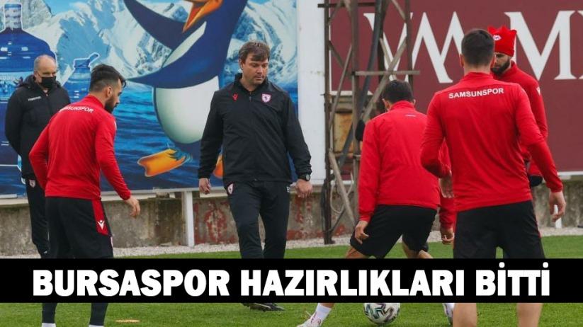 Bursaspor Hazırlıkları Bitti