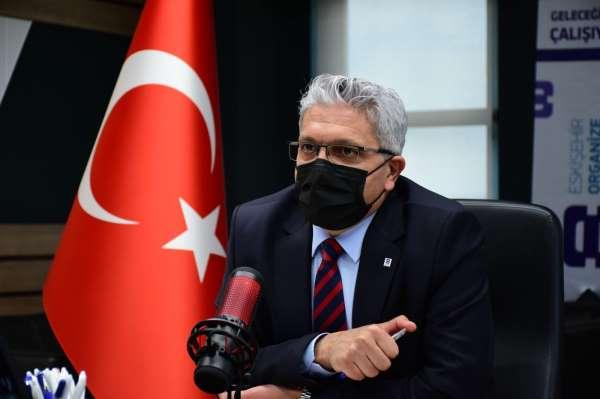 Küpeli, Bakan Varanka OSBnin taleplerini aktardı