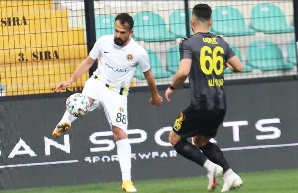 TFF 1. Lig: İstanbulspor: 4 - EG Menemenspor: 0