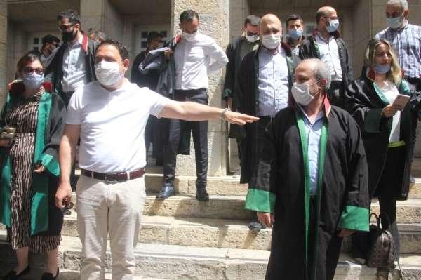 Avukatlardan, saldırıya uğrayan Vefa Destek Grubuna destek