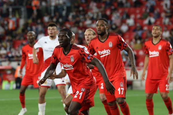 59. Ziraat Türkiye Kupası Beşiktaşın