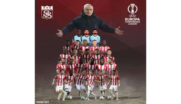 Sivasspordan Avrupa paylaşımı