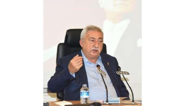TESK Genel Başkanı Palandöken, Cumhurbaşkanı Erdoğandan randevu talep etti