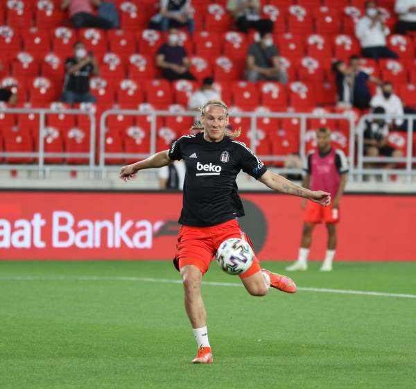 Ziraat Türkiye Kupası Final: Antalyaspor: 0 - Beşiktaş: 1