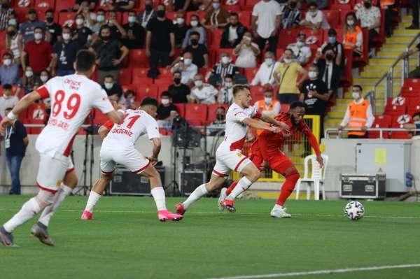 Ziraat Türkiye Kupası Finali: Antalyaspor: 0 - Beşiktaş: 2