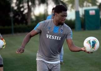 Ekuban Trabzonspor'da kendini buldu