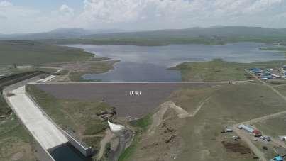 Kars Barajı'nın açılışını Cumhurbaşkanı Erdoğan video konferansla yapacak