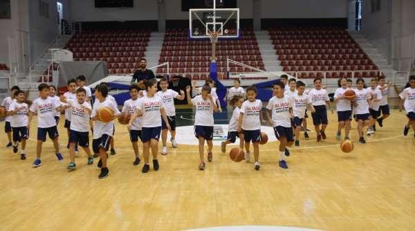 Aliağa Belediyesi Yaz Spor Okulları 21 Haziranda başlıyor