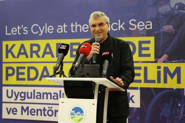 Başkan Yüce: Bu proje bisiklet alanında Sakaryanın ismini dünyaya duyuracak