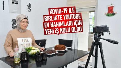 Kovid-19 ile birlikte Youtube ev hanımları için yeni iş kolu oldu