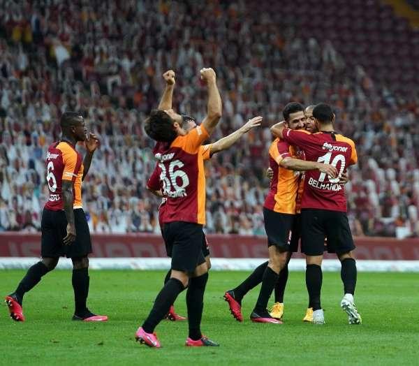 Galatasaray'da 8 maçlık galibiyet hasreti sona erdi