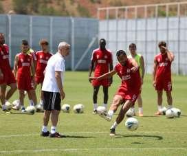 Sivasspor, Gençlerbirliği hazırlıklarını tamamladı