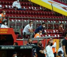 Süper Lig: Galatasaray: 0 - Göztepe: 0 (Maç devam ediyor)