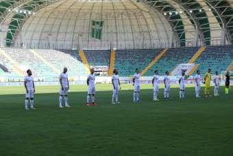 TFF 1. Lig: Akhisarspor: 0 - Keçiörengücü: 3 (İlk yarı sonucu)