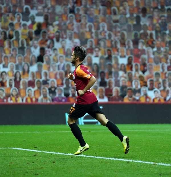 Yunus Akgün, bu sezonki ilk golünü kaydetti