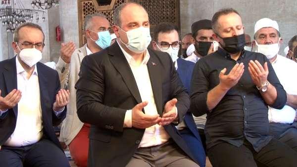 Bakan Varankın şehit ağabeyi Prof. Dr. İlhan Varank dualarla anıldı