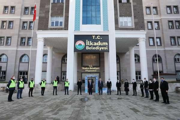 Başkan Demirtaş: Kurban bayramında sizler için çalışıyor olacağız