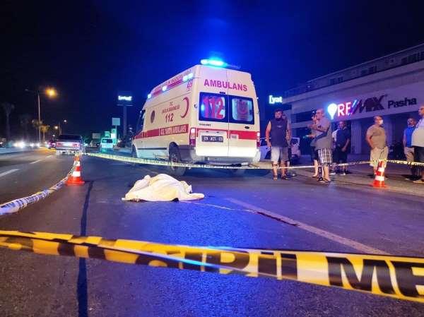 Kuşadasında trafik kazası: 1 ölü