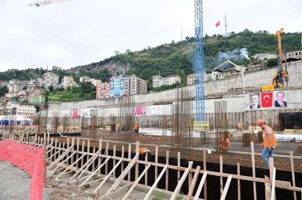 TOKİden Trabzona 19 yılda 7 bin 713 konut
