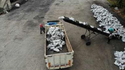 35 bin ton taşkömür ihtiyaç sahibine ulaştırılacak