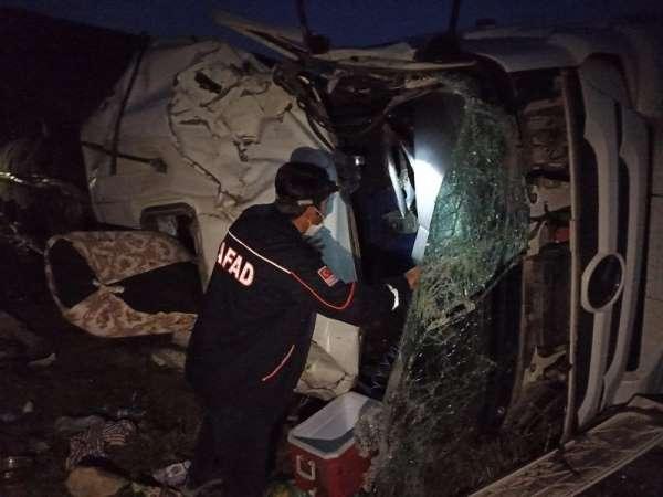 Ardahan'da iki ayrı kaza: 3 yaralı