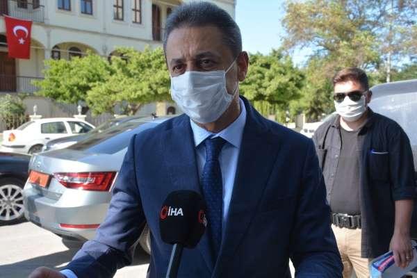 Sinop Valisi Karaömeroğlu: 'Bazı ilçelerde sorunlarımız var'