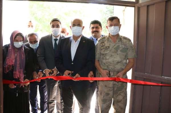 Şehit Akyüzün ismi polis merkezine verildi