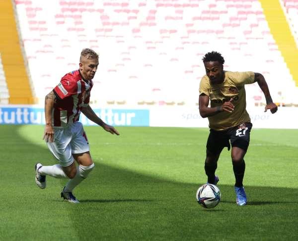 Süper Lig: DG Sivasspor: 0 - Gaziantep FK: 0