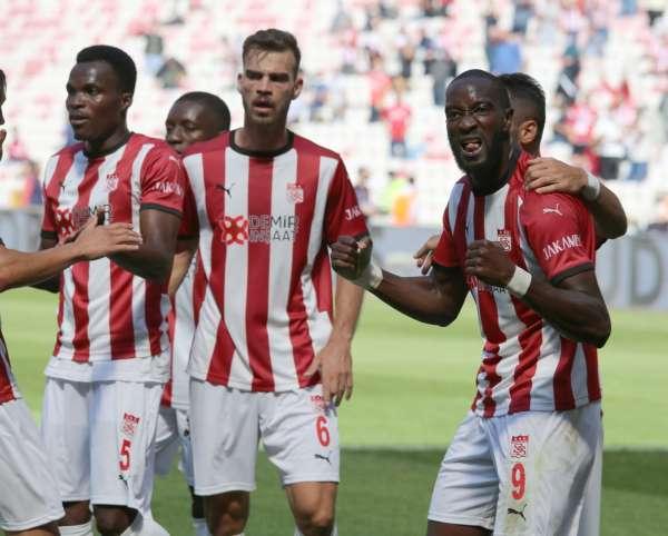 Süper Lig: DG Sivasspor: 1 - Gaziantep FK: 0