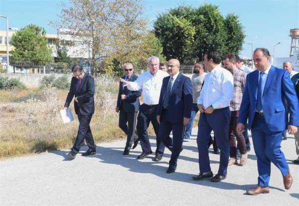Adana Metal Sanayi Sitesi'ne 'Sanayi Kampüsü' kurulacak