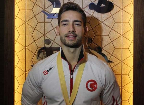 İbrahim Çolak: '2020 Tokyo'da ülkemize birçok madalya kazandıracağımıza inanıyor