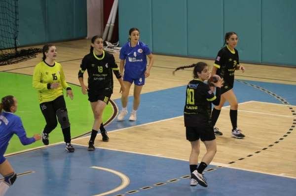 Kadınlar Hentbol Süper Ligi: Elazığ Sosyal Yardımlaşma: 24 - Anadolu Üniversites