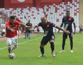 Süper Lig: FT Antalyaspor: 1 - Gaziantep FK: 1 (Maç sonucu)