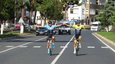Türkiye Masterlar Bisiklet Yol Şampiyonası sona erdi