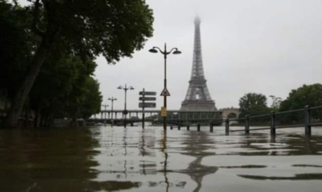 Fransa'da Sel Alarmı!