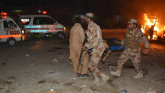 Pakistan'da Askeri Araca Bombalı Saldırı: 3 Ölü, 4 Yaralı