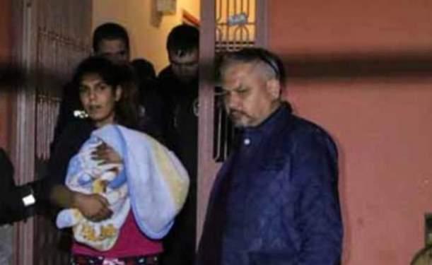 Vahşet! 1 Yaşındaki Bebeğini Döverek Öldürdü