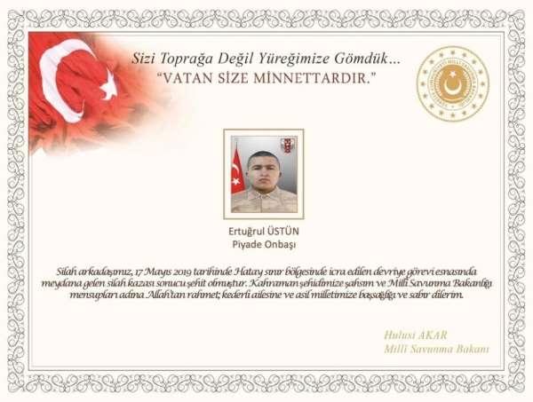 Milli Savunma Bakanlığı:'Suriye tarafından Türkiye tarafına yasa dışı geçmeye ça