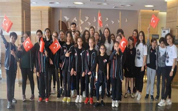 VMde 19 Mayıs Atatürkü Anma, Gençlik ve Spor Bayramı coşkusu